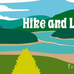「Hike and Lake Music !」 のご案内