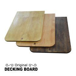 【Pelletmanオリジナル】ペレットストーブ用木製敷板