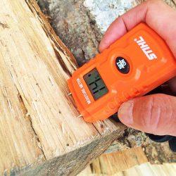 薪の水分計