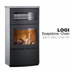 LOGI Soapstone + Oven